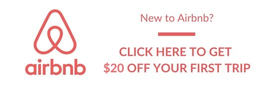 get $20 first order at Airbnb