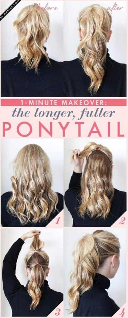 double ponytail trick min