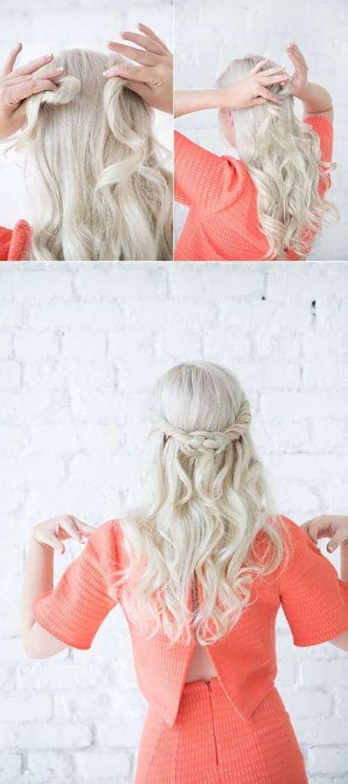 low key mermaid curly hairstyle effortless long hairstyle for date ngiht