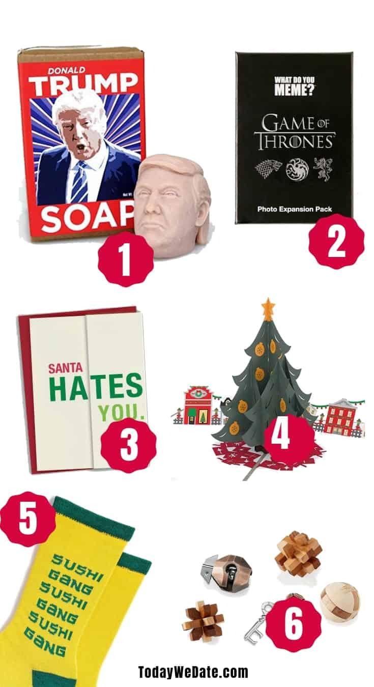12 fun stocking stuffers ideas todaywedate.com1
