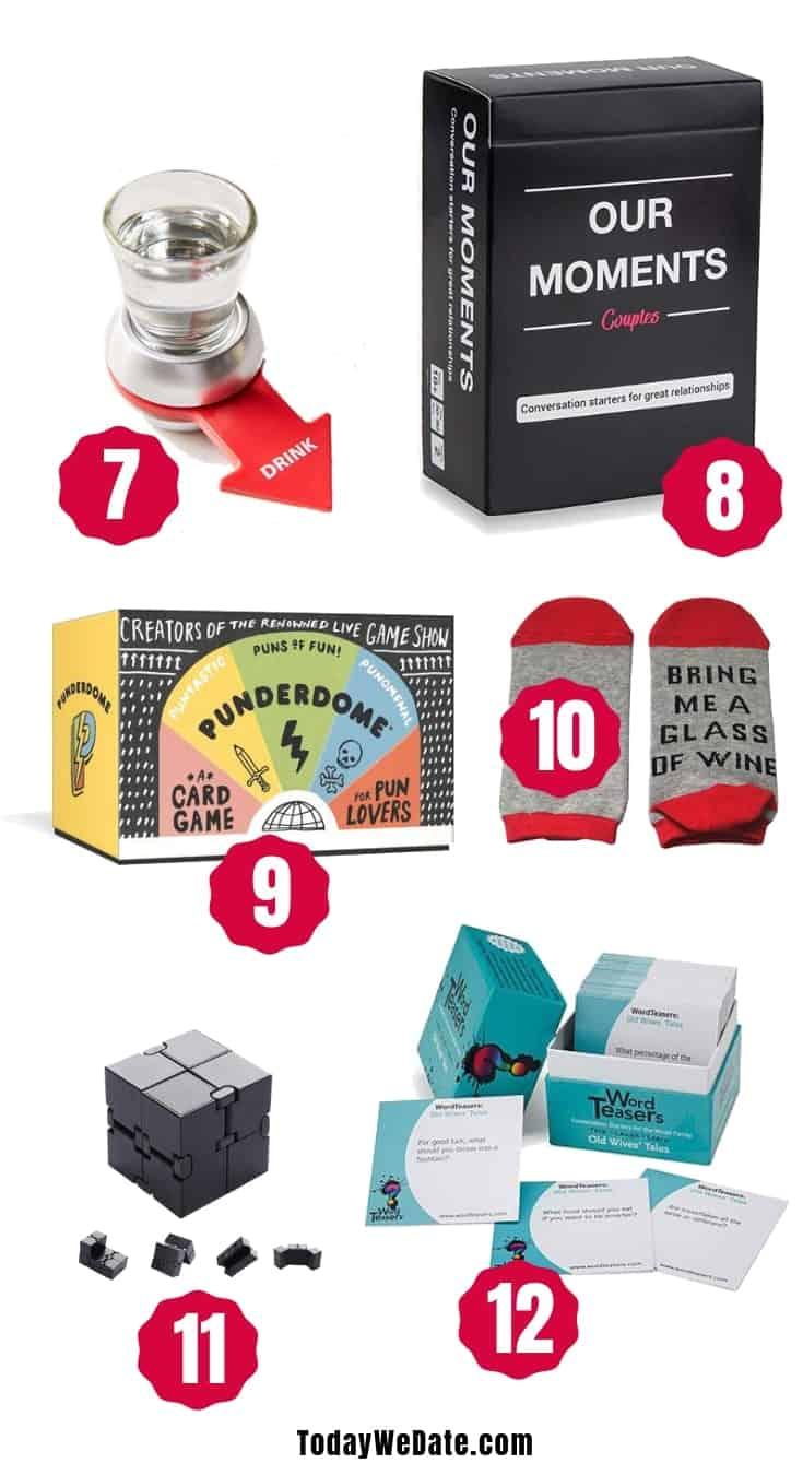12 fun stocking stuffers ideas todaywedate.com2