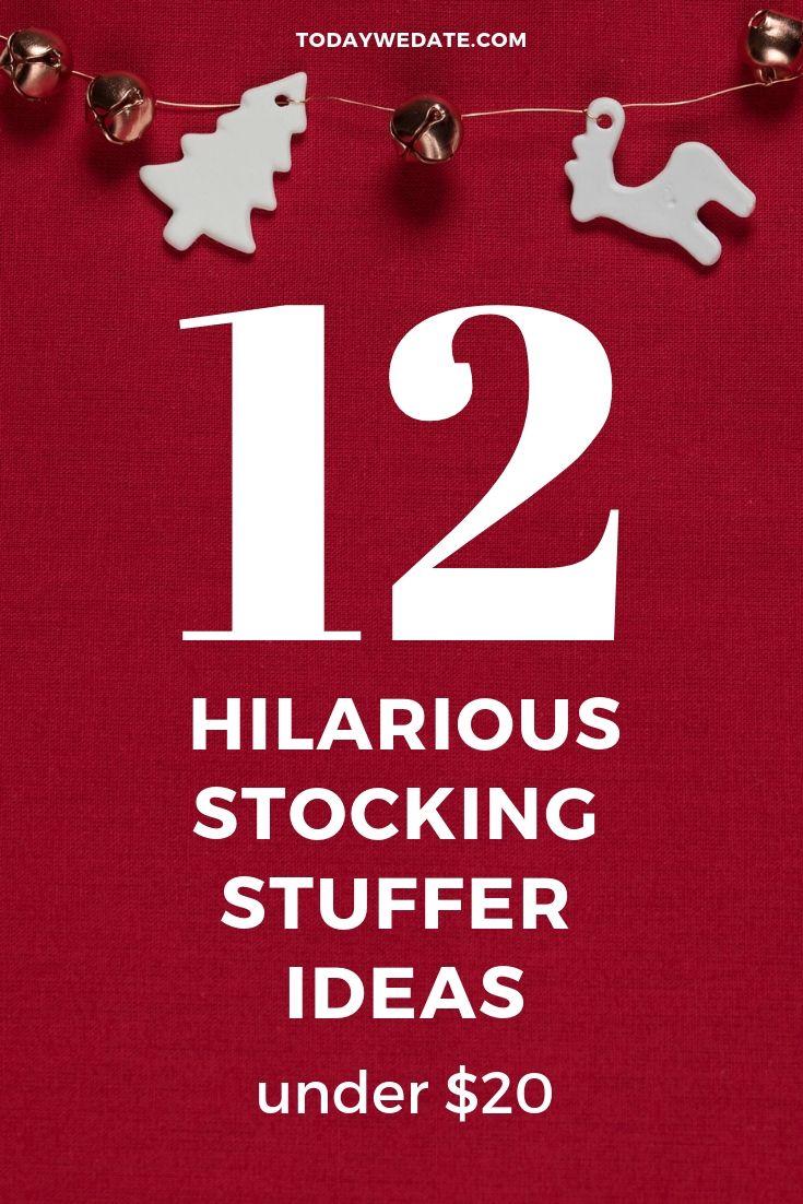 12 hilarious stocking stuffer ideas under 20 todaywedate.com3