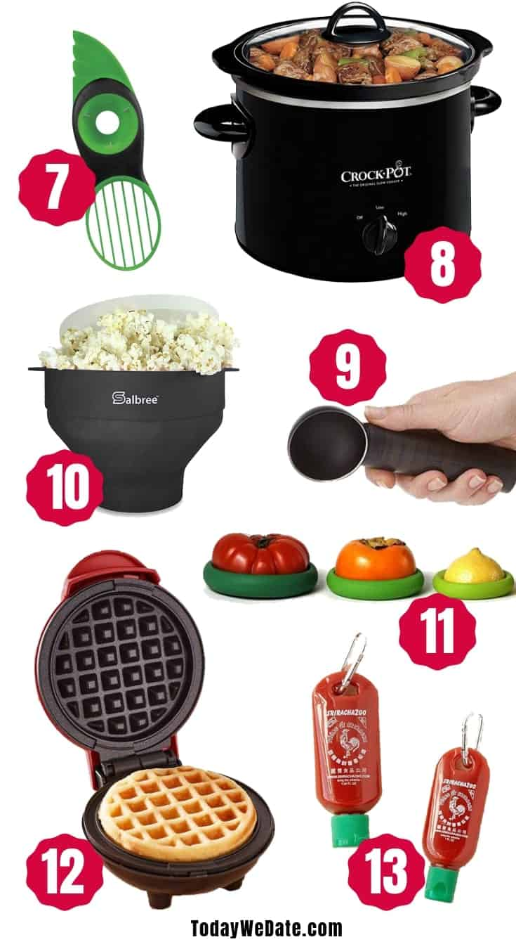 13 stocking stuffers for foodies or homecook todaywedate.com2