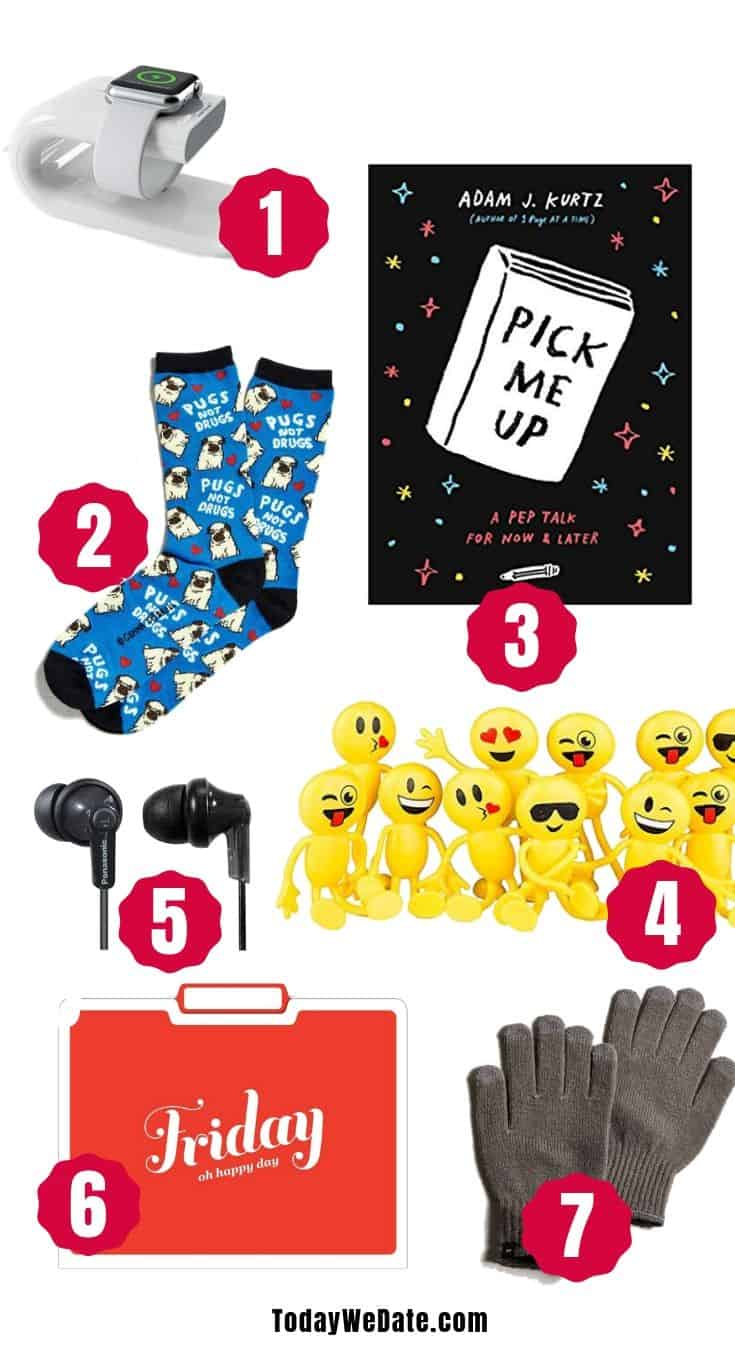 28 unique and smart stocking stuffers ideas todaywedate.com1