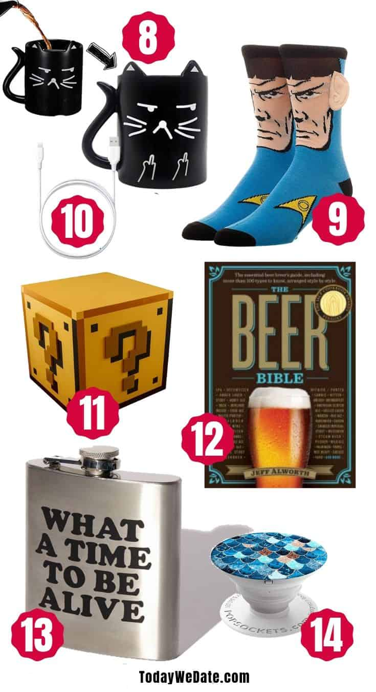 28 unique and smart stocking stuffers ideas todaywedate.com2