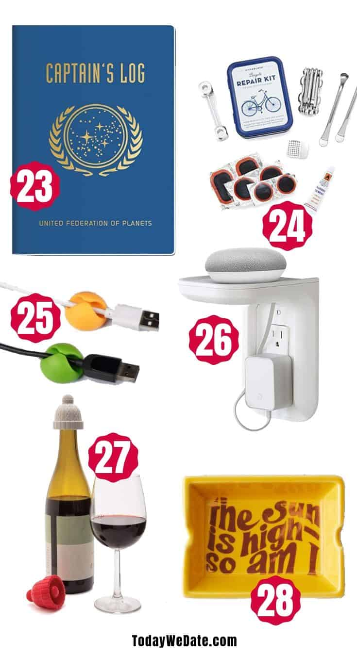 28 unique and smart stocking stuffers ideas todaywedate.com4