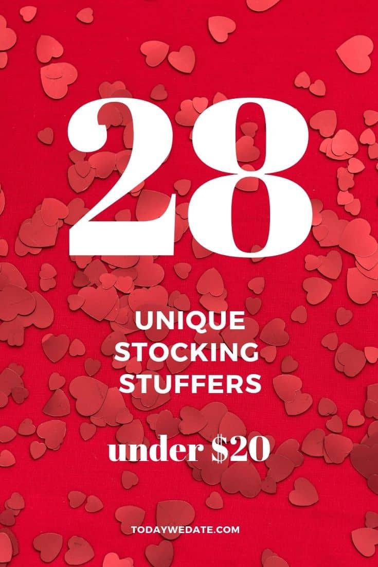28 unique smart stocking stuffer ideas under 20 todaywedate.com1