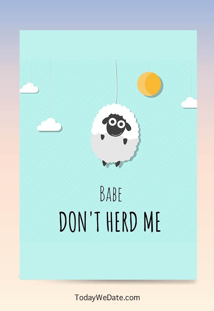 babe dont herd me todaywedate.com