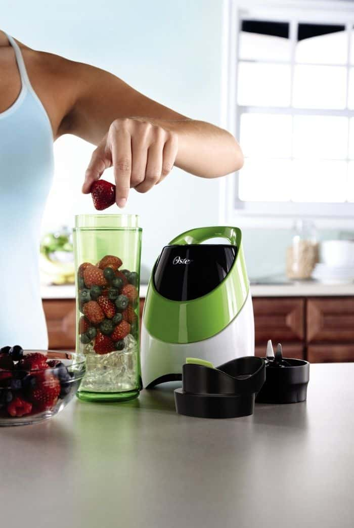 A juicer that makes healthy smoothy for one _ 42 thoughtful gift ideas for your long distance boyfriend _ TodayWeDate.com