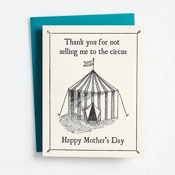 31 Hilarious and slight inappropriate Mother's Day cards - TodayWeDate.com