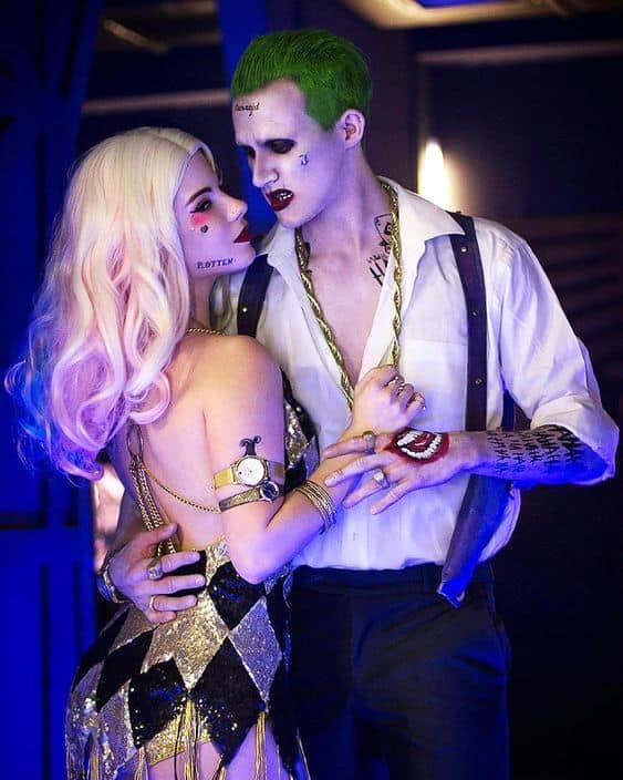 Halloween Joker And Harley Quinn Costumes.49 Best Halloween Couple Costumes From Cute To Straight Up Scary