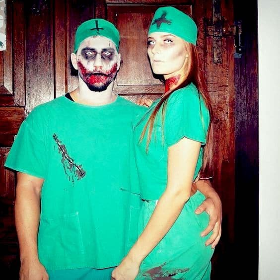 Scary Halloween Costumes Ideas For Adults.49 Best Halloween Couple Costumes From Cute To Straight Up Scary