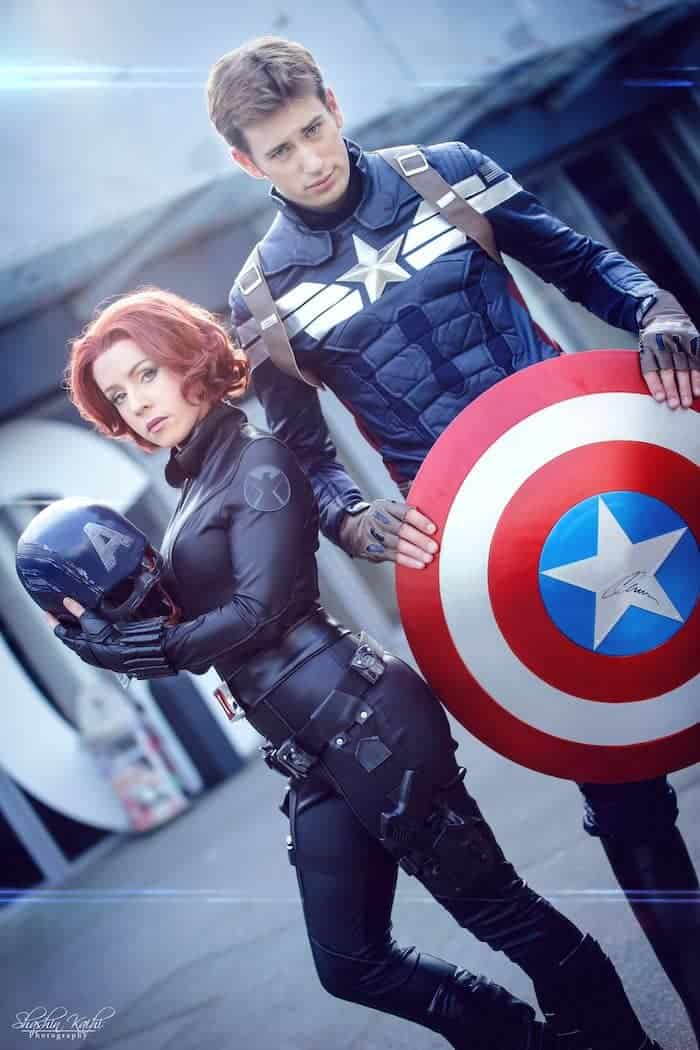 Matching-Avengers-costume-ideas-for-couples-and-friends-todaywedate.com-16
