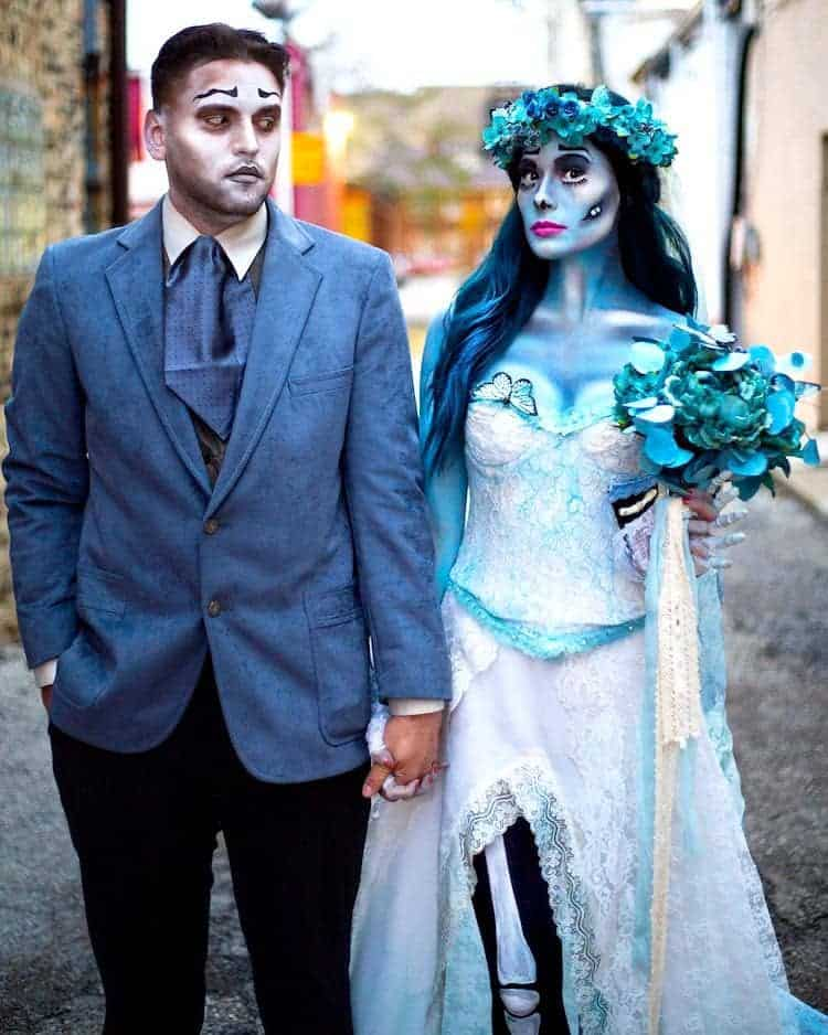 9924320eecb 49 Best Halloween Couple Costumes From Cute To Straight-up Scary
