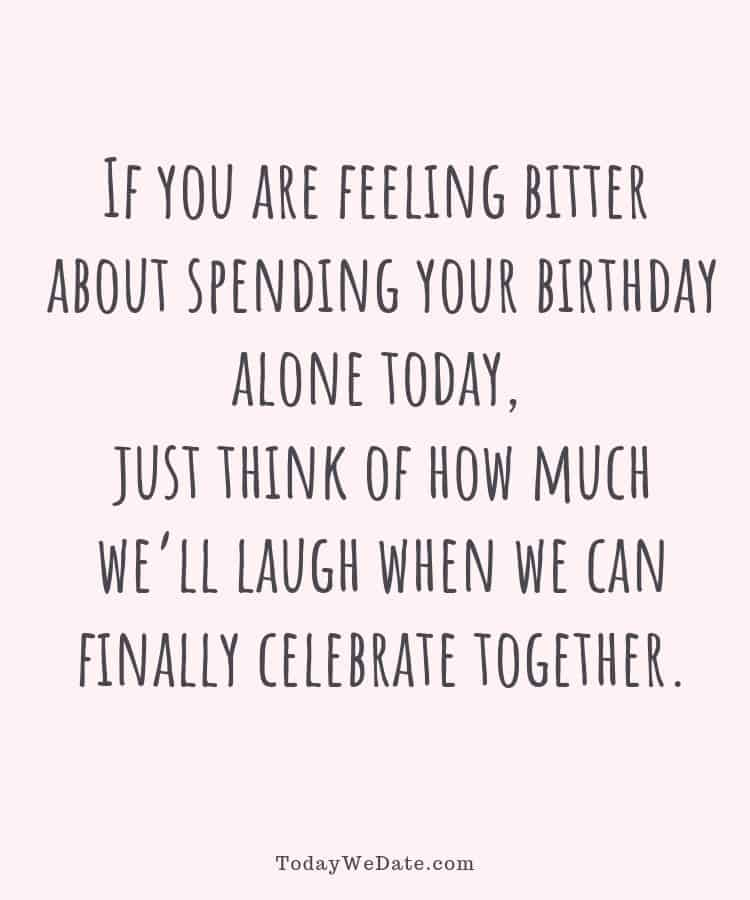 Sweet long distance birthday messages to surprise your loved one - todaywedate.com