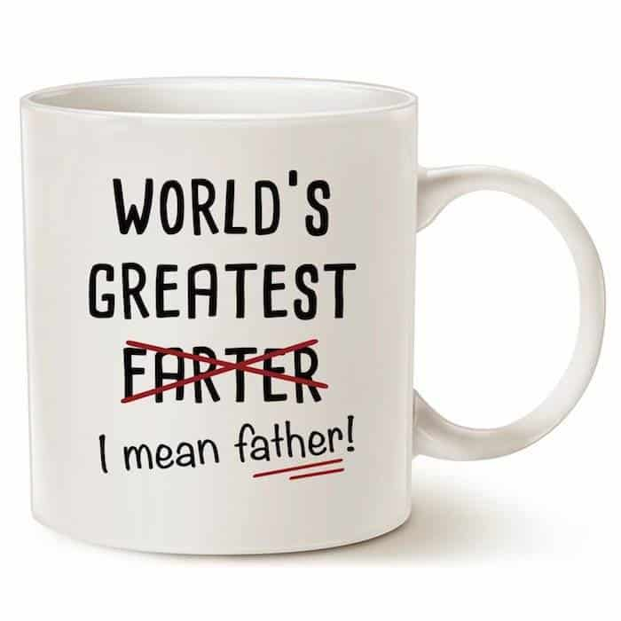 5 Funny Father's Day gifts to tease him - Todaywedate.com