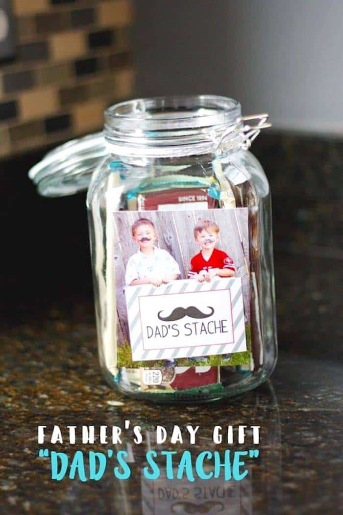DIY gift ideas for Father's Day