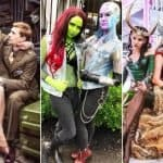 24 Marvelous Matching Avengers Costumes For Couples and Friends