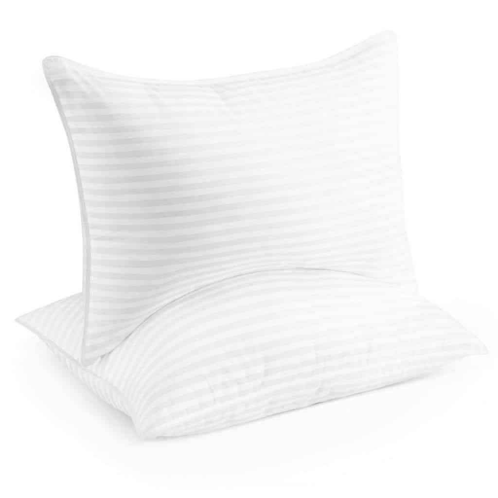 A high-quality pillow for a good night's sleep - thoughtful 1st-anniversary gift for husband - todaywedate.com