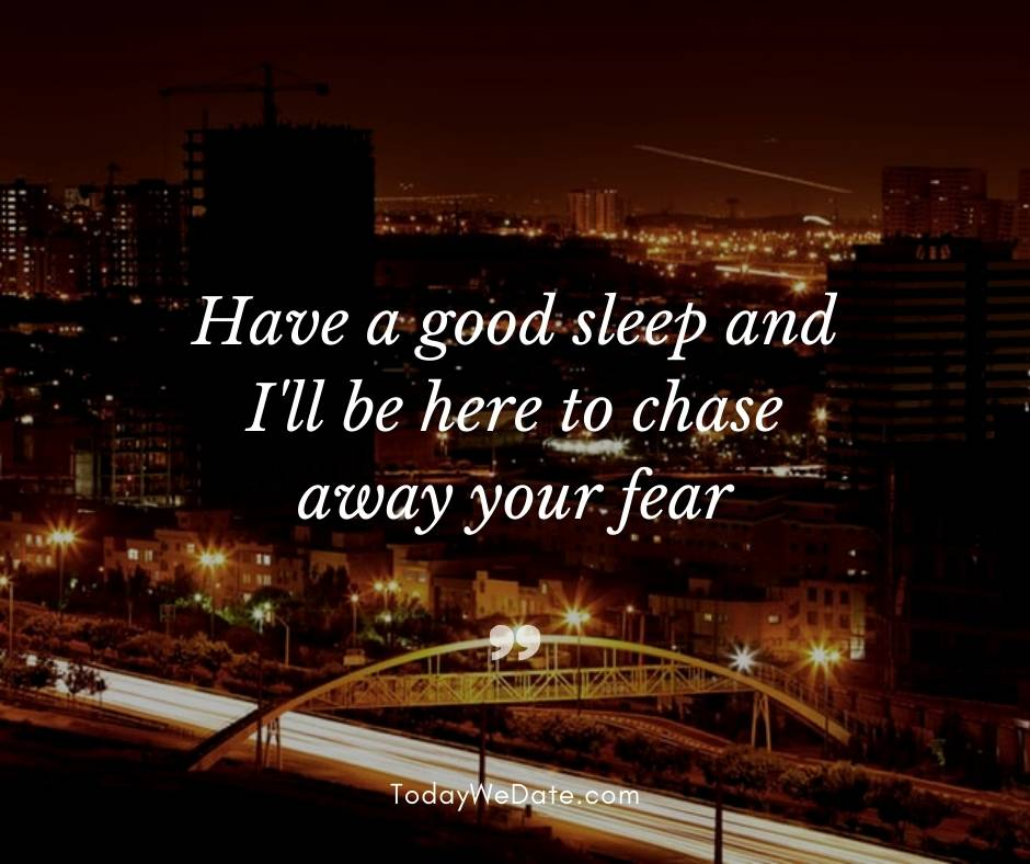 - Good night quotes for him - TodayWeDate.com