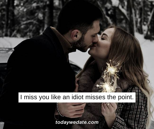 Sentimental and romantic Instagram captions for couple selfie- Sweet Instagram captions for couples - TodayWeDate.com