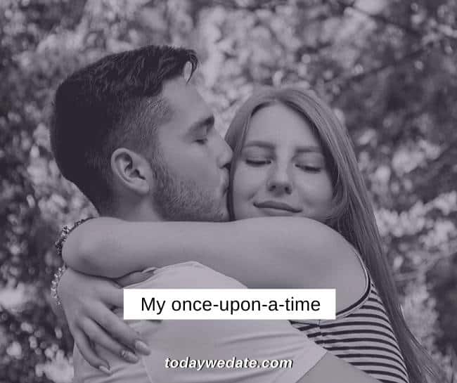 Short and sweet captions for couple photos- Sweet Instagram captions for couples - TodayWeDate.com